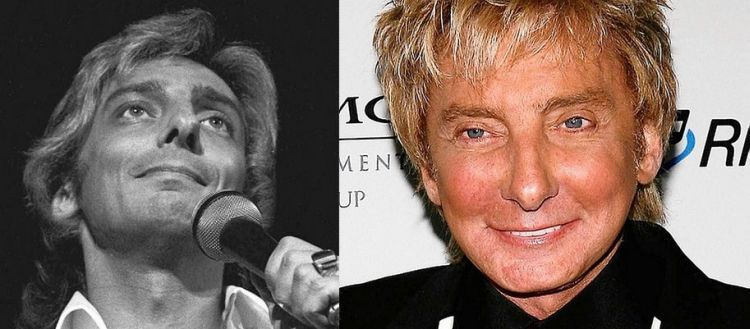 Barry Manilow (1977; 2007)