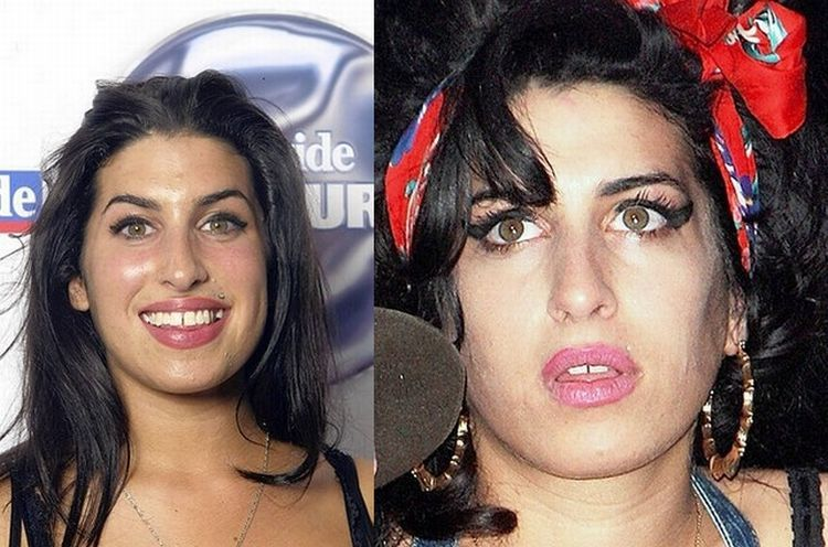 Amy Winehouse (2004; 2007)