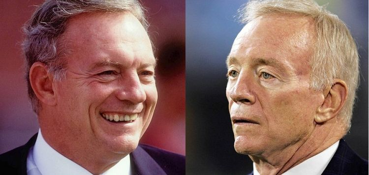 Jerry Jones (1992; 2006)