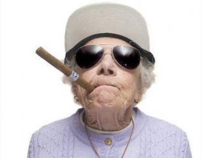 Юмар: Баба Зина. 2