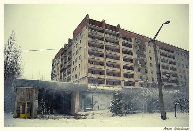 Города-призраки