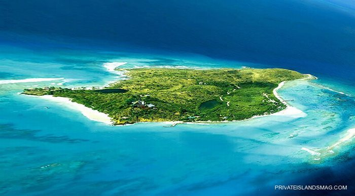 Сэр Ричард Брэнсон – Necker and Moskito Islands, Caribbean Sea; Makepeace Island, Noosa River; Island of England, Dubai