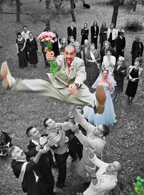 Свадьбы, которые запомнятся (43 фото)