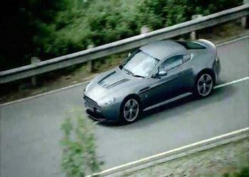 Новый Aston Martin V12 Vantage