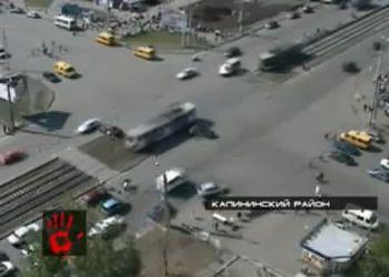 Автоаварии в Челябинске