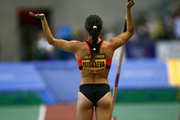 Самые сексуальные моменты легкой атлетики. ФОТО - фото 20.