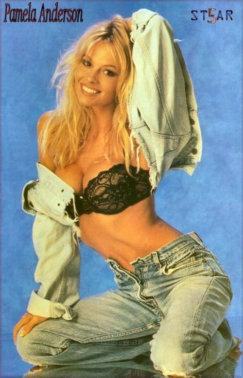 Памела андерсон в молодые годы смотреть онлайн фото 247-216