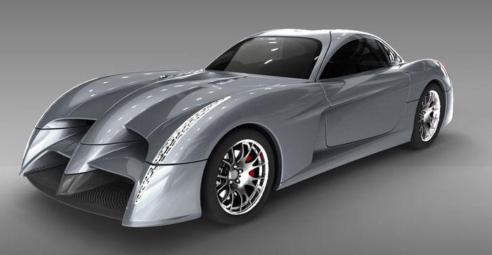 Panoz представляет модель Abruzzi Spirit of Le Mans (11 фото+видео)
