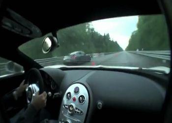 Bugatti Veyron Vs. Nissan GT-R, Round 2
