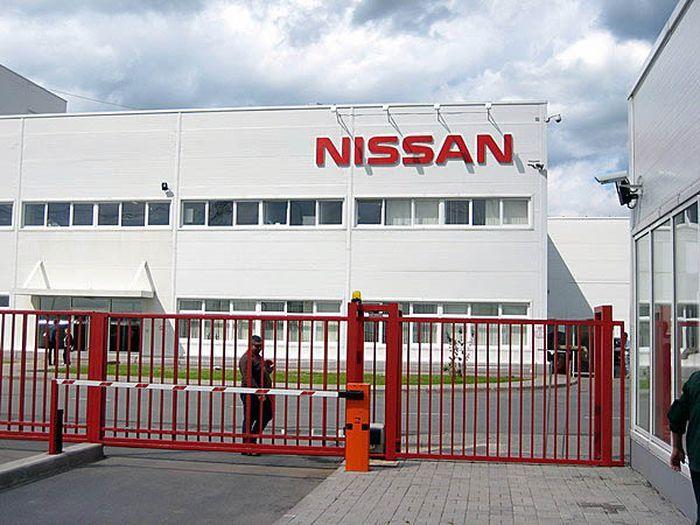 Питерский завод Nissan: японцы по-русски (24 фото)