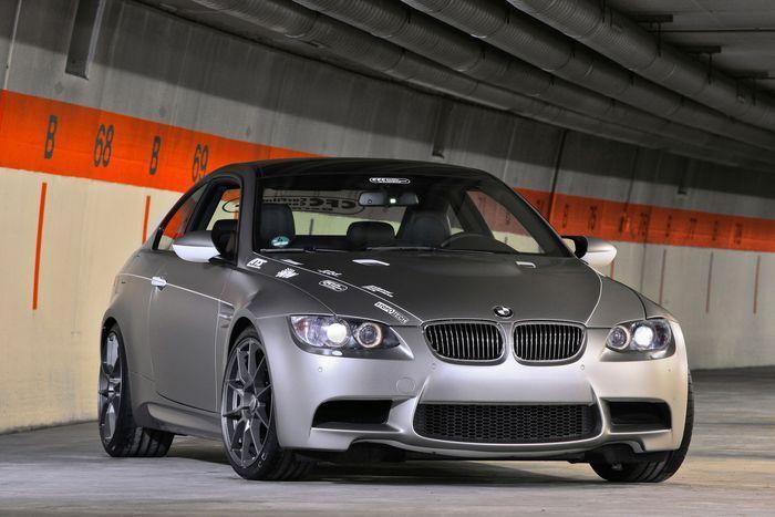 BMW M3 StopTech от ателье APP Automotive (19 фото)