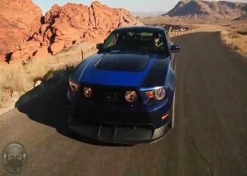 Mustang RVR - строптивый конь!