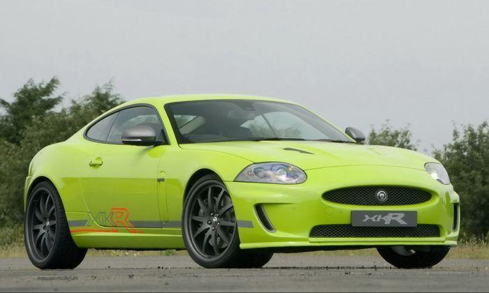 Jaguar XKR Goodwood запущен в производство (13 фото)