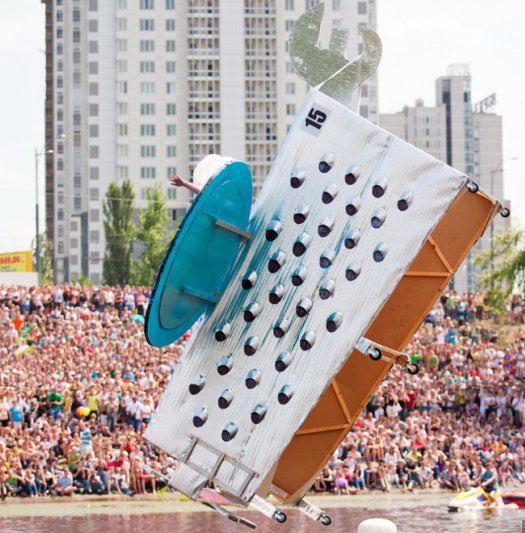 Чемпионат самодельных летательных аппаратов (53 фото)