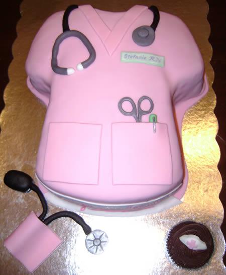 Медицинские тортики (12 фото)