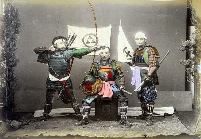 Древняя Япония (24 фото)