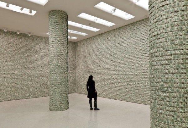 Стотысячная комната (4 фото)