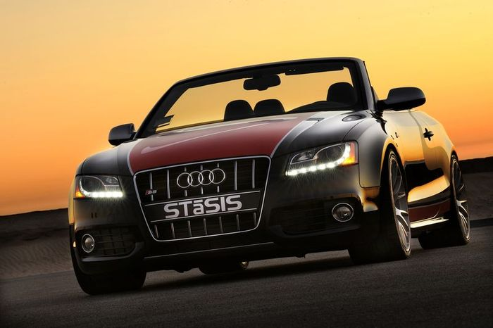 Audi S5 Convertible Challenge Edition от STaSIS Engineering (10 фото)