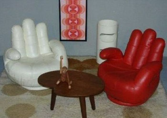 Креативная мебель (22 Фото)