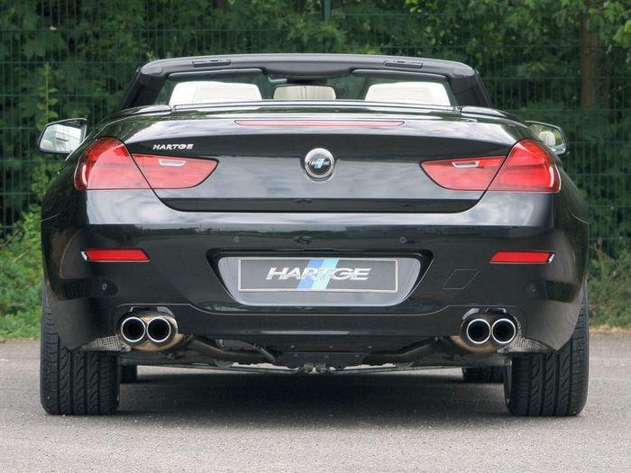 BMW 6-Series Convertible от Hartge (4 фото)