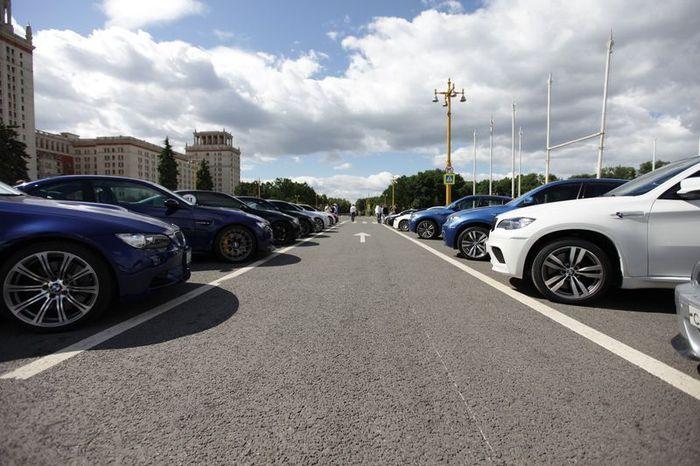 BMW M-Fest 2011 на Воробьевых горах (21 фото)