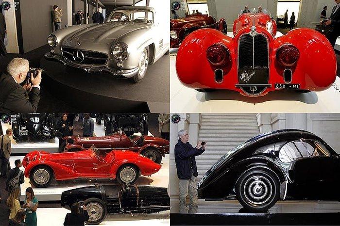 Коллекция классических автомобилей Ральфа Лорена (26 фото)