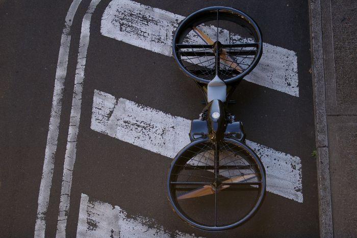 Воздушный мотоцикл Hoverbike (14 фото + видео)