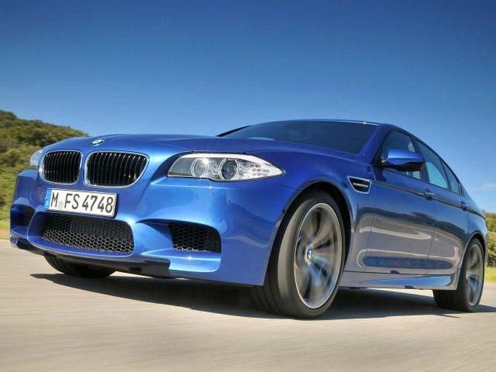 Официальная премьера BMW M5 F10 (39 фото)