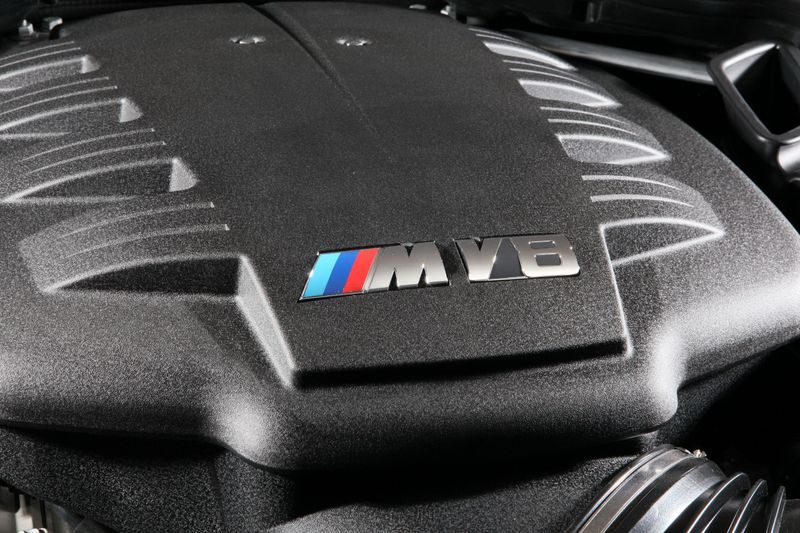 BMW M3 Frozen Black Special Edition (19 фото)