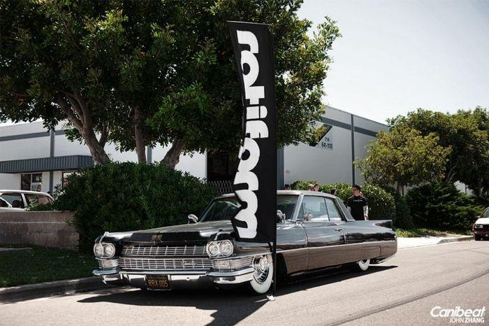 Встреча владельцев JDM автомобилей Rotiform 2011 (53 фото)