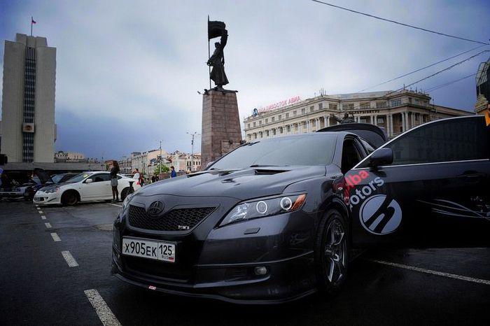 Чемпионат по автозвуку и тюнингу во Владивостоке (26 фото+видео)