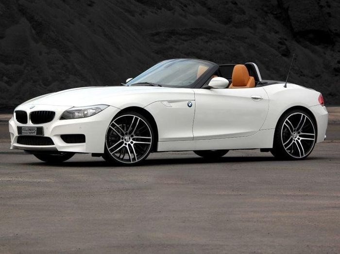 BMW Z4 sDrive35is от тюнеров из Kelleners Sport (9 фото)