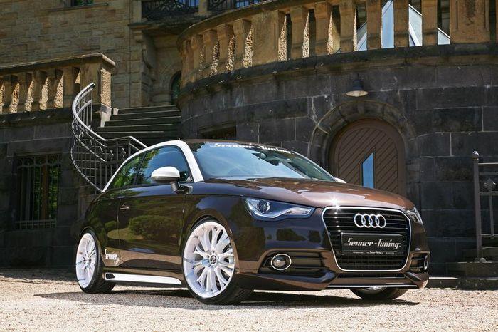 Audi A1 от ателье Senner (16 фото)