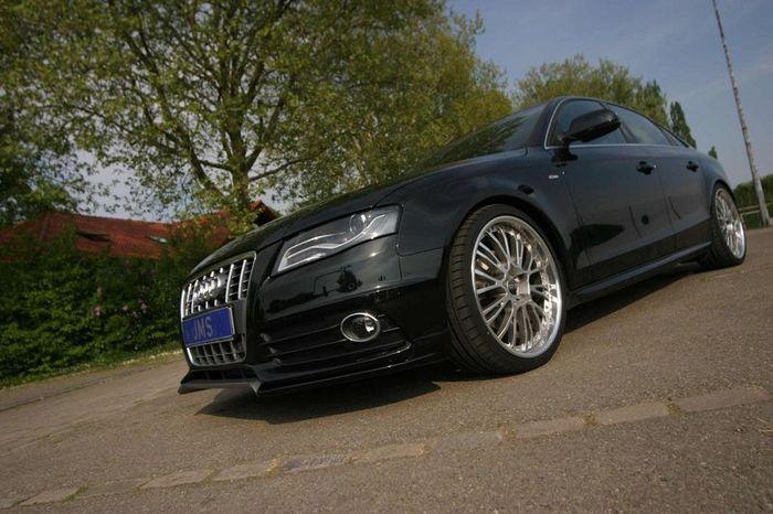 Новая Audi A4 от ателье JMS (12 фото)