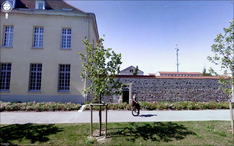 Google Street View. Часть 3. (41 фото)