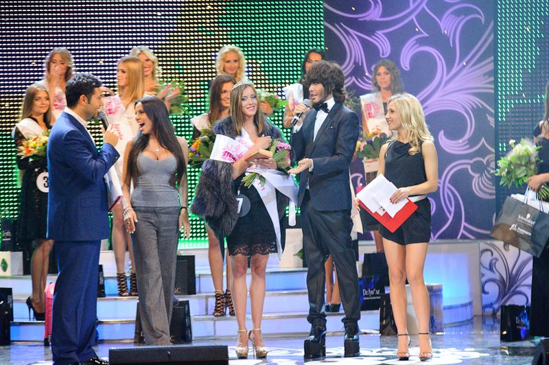 """Конкурс красоты """"Мисс """"Русское радио"""" 2011 (25 фото)"""