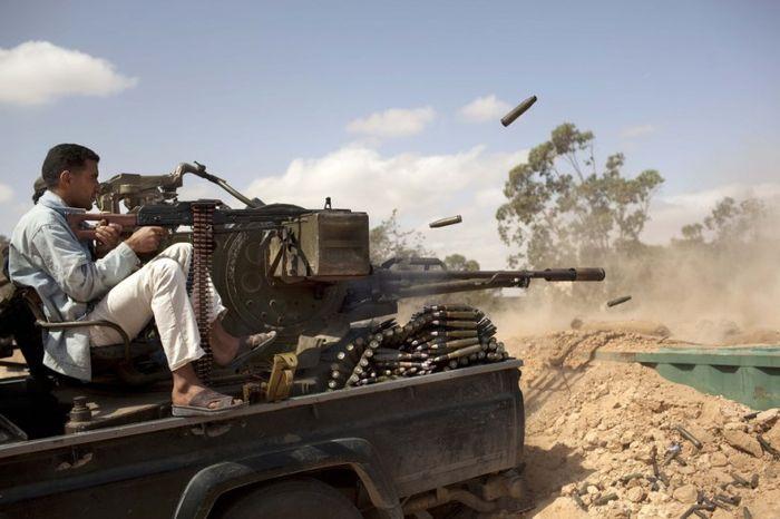 Ливия сегодня (36 фото)