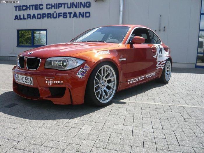 BMW 1-Series M Coupe от TechTec (14 фото)
