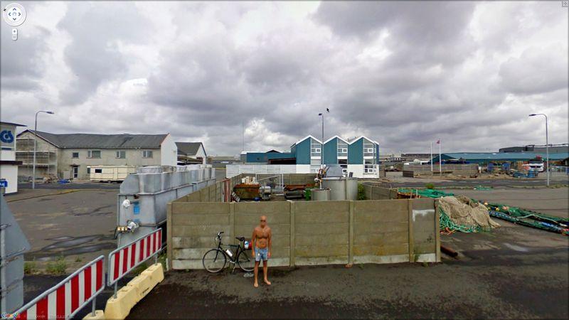 Google Street View. Часть 4. (40 фото)