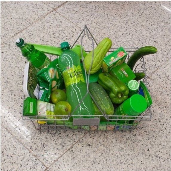 Отличный способ удивить кассира в супермаркете (6 фото)