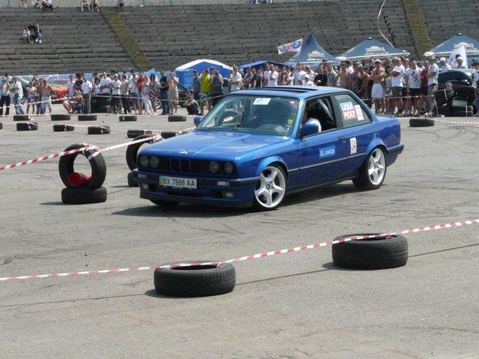 10-ый юбилейный слет BMW клуба Украины (50 фото)