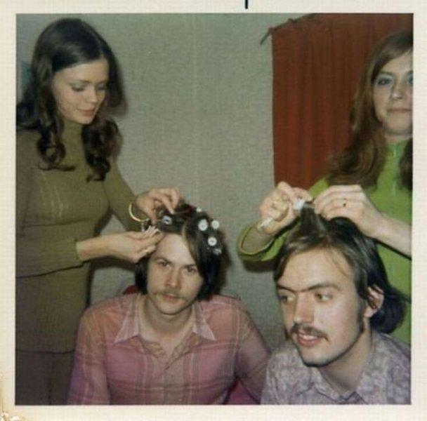 Гуляния американских студентов в 60-х годах (27 фото)