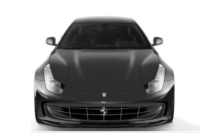 Ferrari FF Maximus от тюнеров из ателье DMC (3 фото)