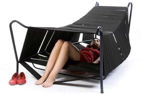 Прикольные и креативные кровати (14 фото)