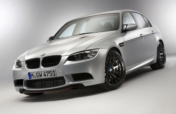BMW M3 Carbon Racing Technology (50 фото+видео)