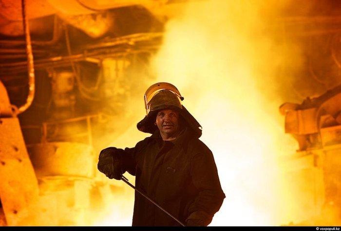 Как закаляется сталь (61 фото + текст)