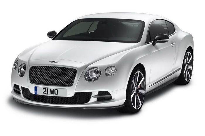 Новый Bentley Continental GT Mulliner (6 фото)
