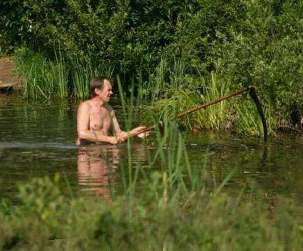 Рыбалка по русски (34 фото)