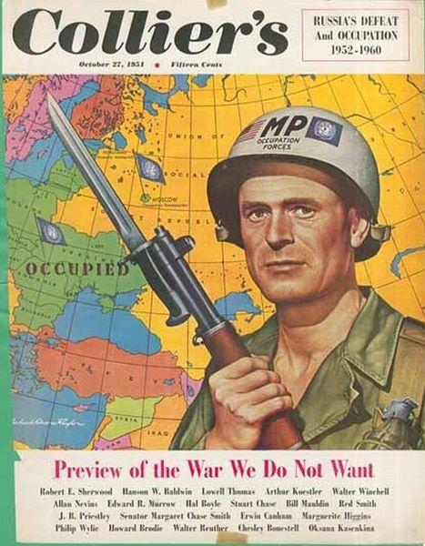 Предварительный обзор войны, которую мы не хотим (9 фото)