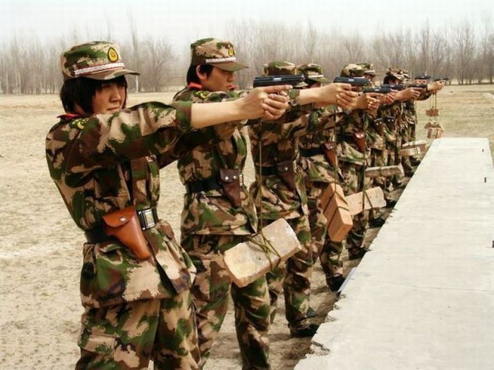 Военные приколы (60 фото)